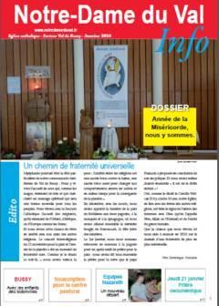NDValInfo janvier 2016